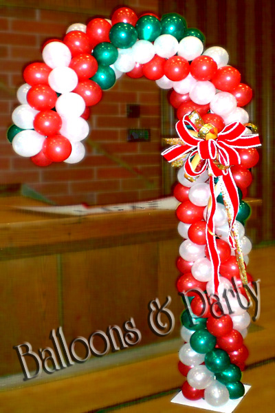 Christmas Gallery Balloons amp Party Decorations
