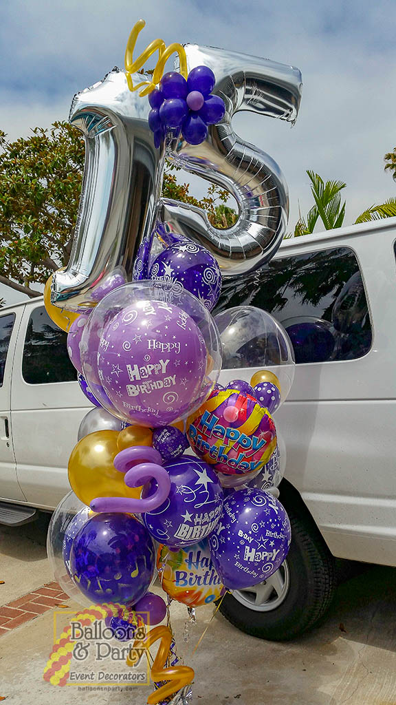 Balloon Bouquets Balloons Party Decorations