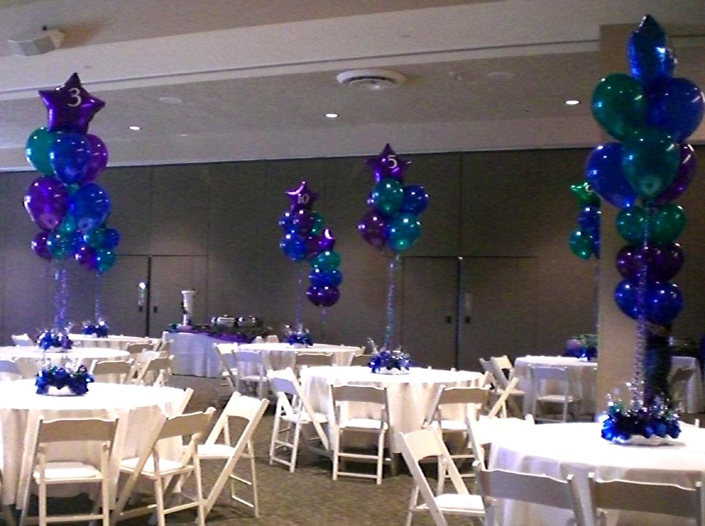 Balloon Bouquet Table Www Pixshark Com Images