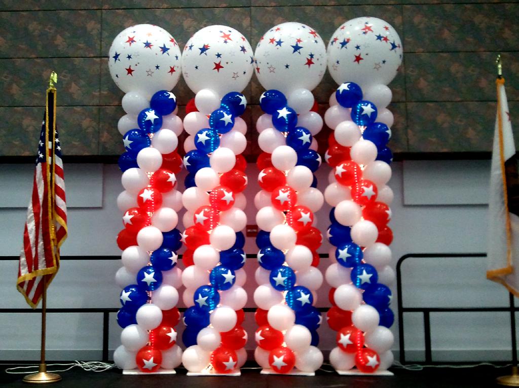 Pinterest the world s catalog of ideas for Balloon decoration ideas