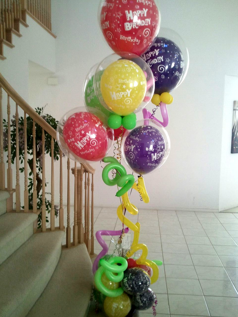 Balloon Canopy Ideas Balloons N Party Decorations Orange