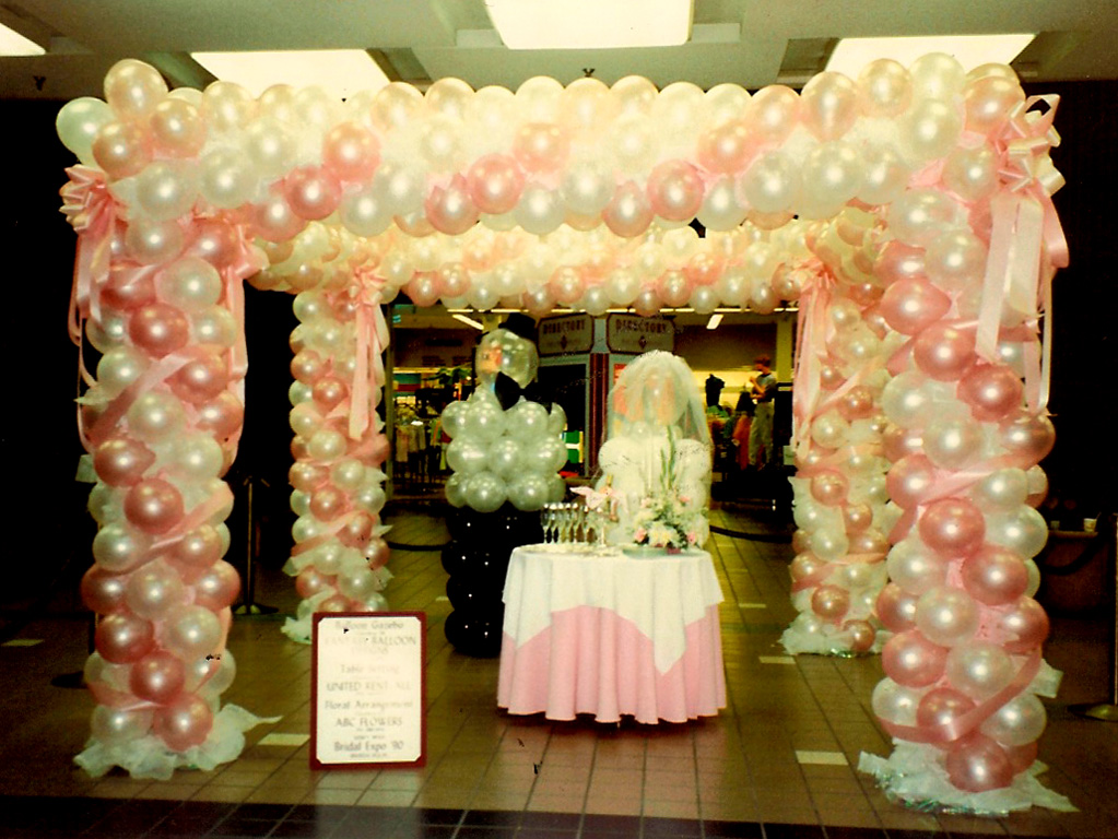 Balloon Wedding Ideas Balloons Party Decorations