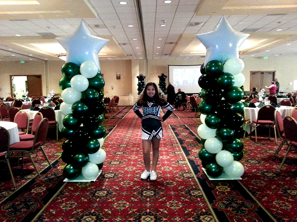 football banquet decorating ideas collections image jejuimage co