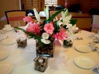 Tropical Floral Arrangement