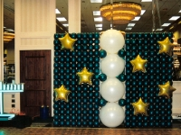 Balloon Special Effect Exploding Balloon Wall Entrance