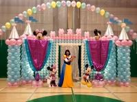 Fantasyland Castle Balloon Sculpture