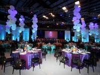 Jumbo Balloon Bouquets for Award Night